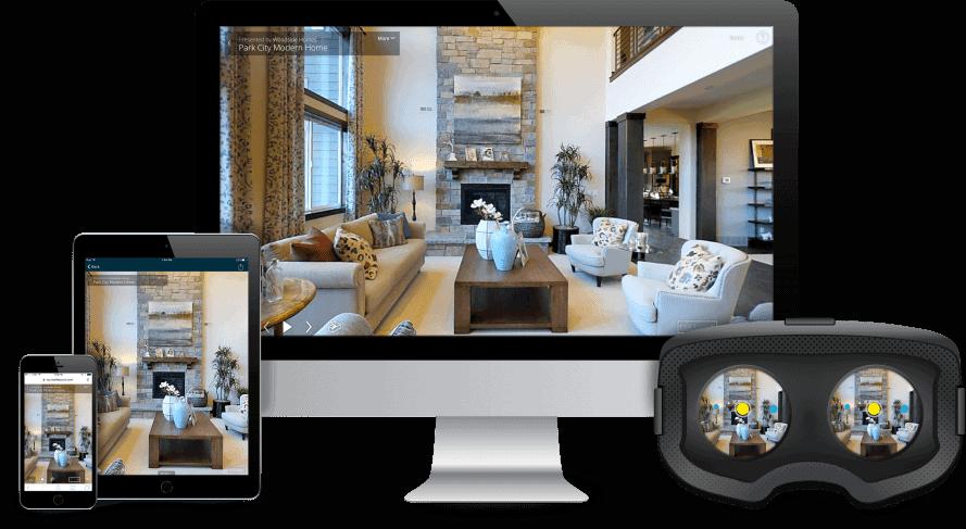 Réalité Virtuelle - Immobilier