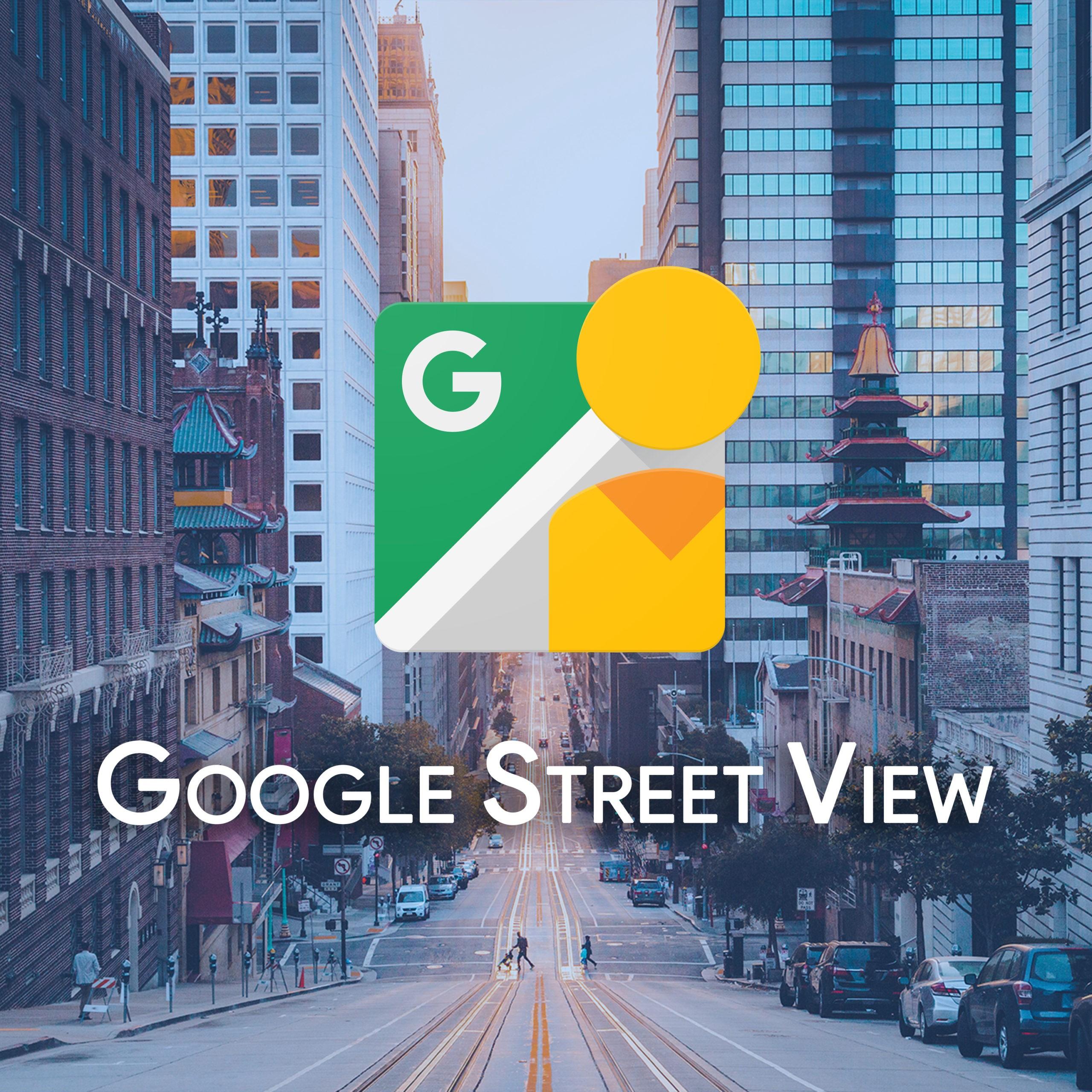 Google Street view - Article 1 - 3D60