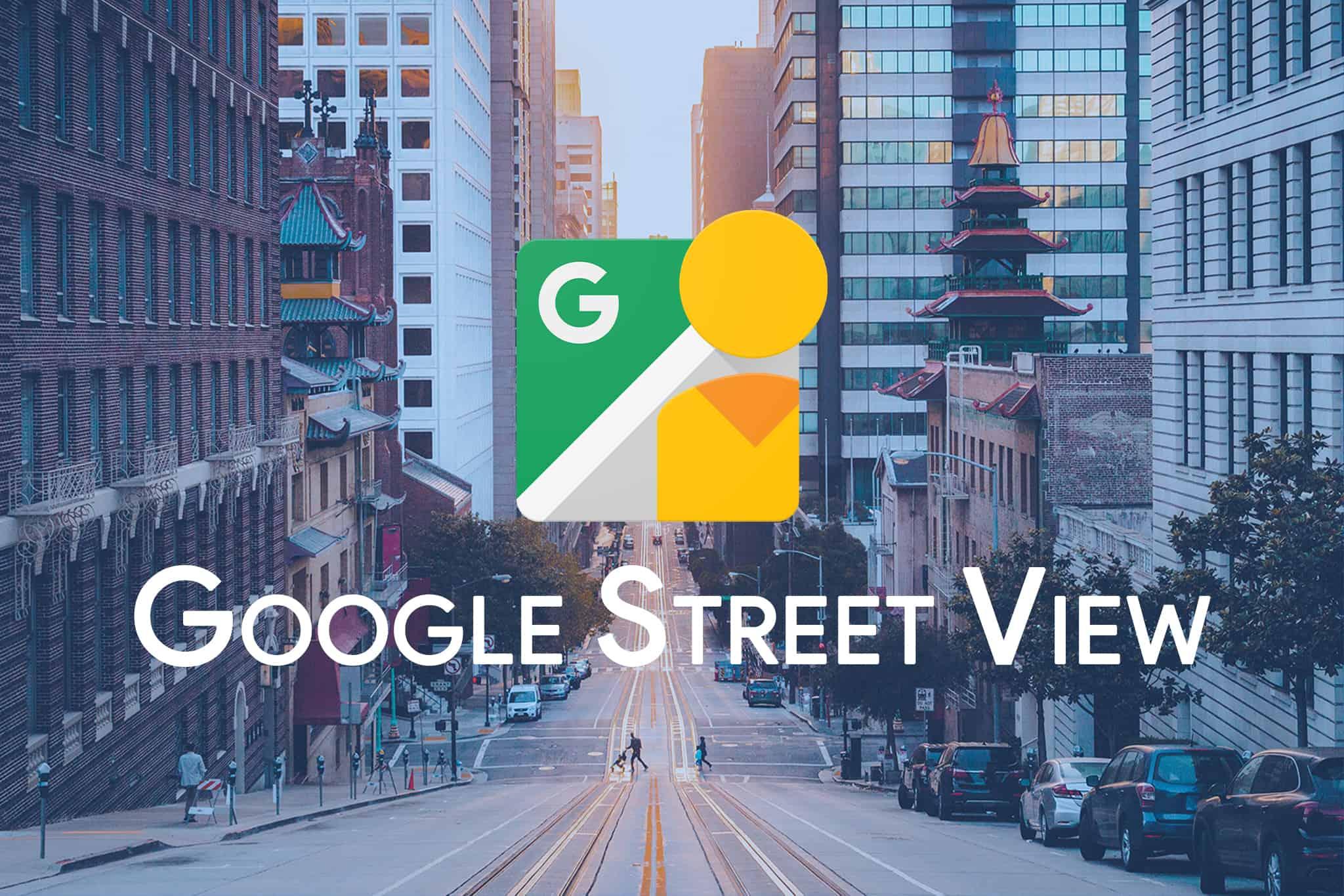 Google Street view - Article - 3D60