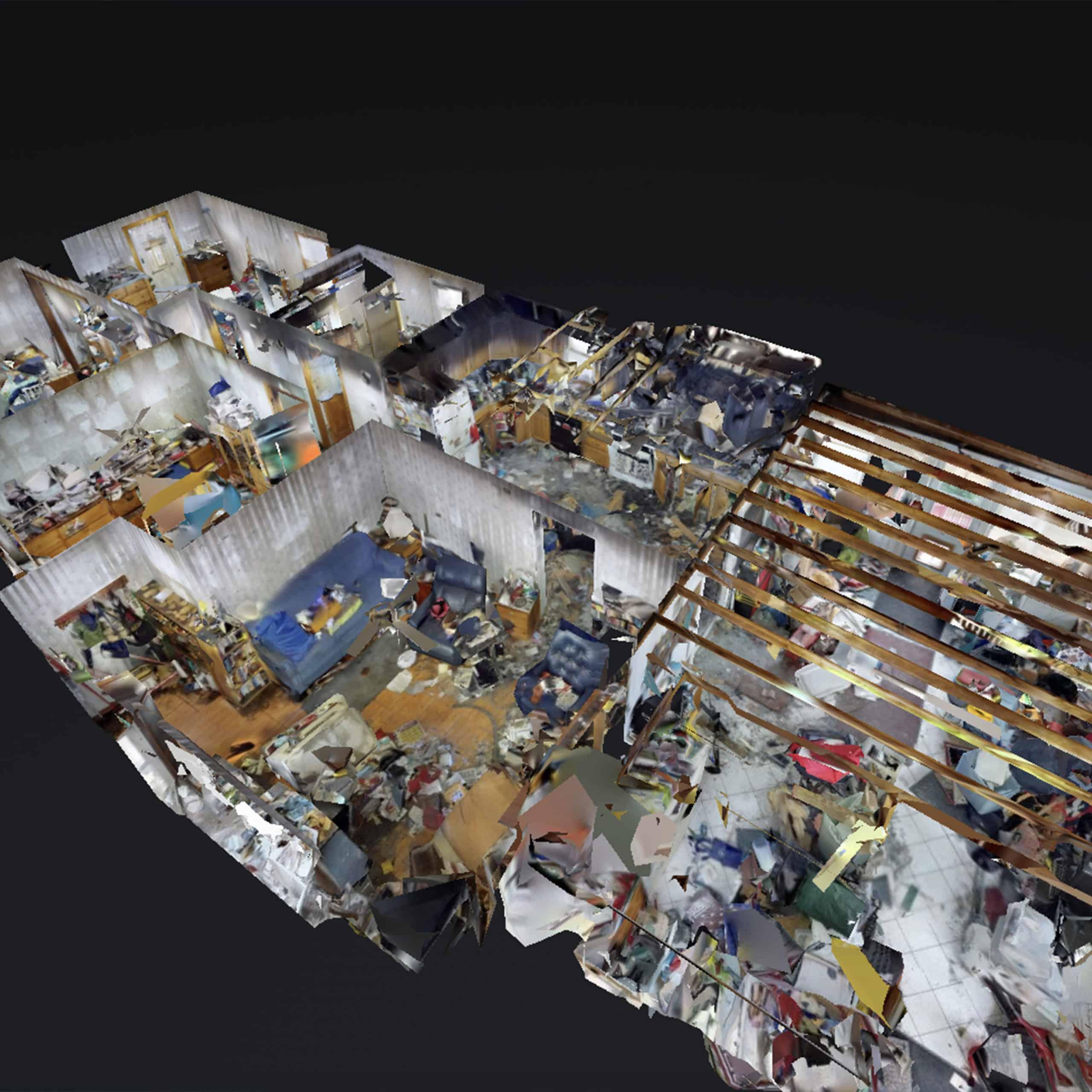 Capture 3D - Sinistres et restaurations, quelles solutions - 3D60