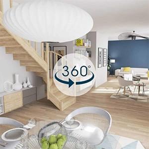 3D60, Visite virtuelle professionnelle au Havre, à Rouen, Normandie, Caen, Paris, Entreprise, Compagnie, Société, commerce, shop, immobilier, tourisme